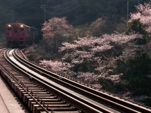 Merveilleux voyages en train au Japon