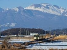 JR Koumi Line: Taken in January 2013_Tatsuo Idezawa
