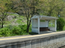 JR Koumi Line: Taken in May 2015_Tatsuo Idezawa