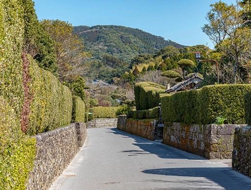 Chiran Samurai Residence District, Kagoshima Prefecture
