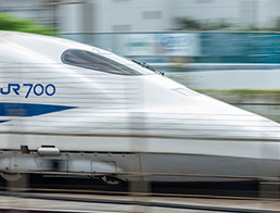 Shinkansen 700 series by JR West