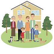 Famille d'accueil