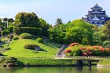 Visita i giardini giapponesi