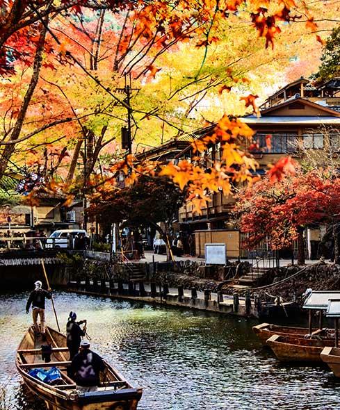 JArashiyama, Kyoto Japan