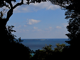 Sefa Utaki, Okinawa