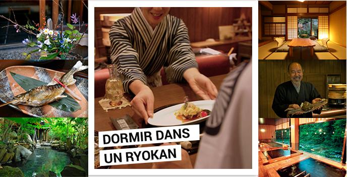 Ryokan experience