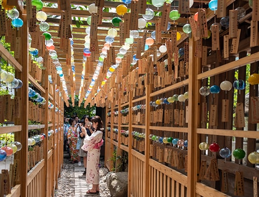 Enmusubi Wind Chime Festival