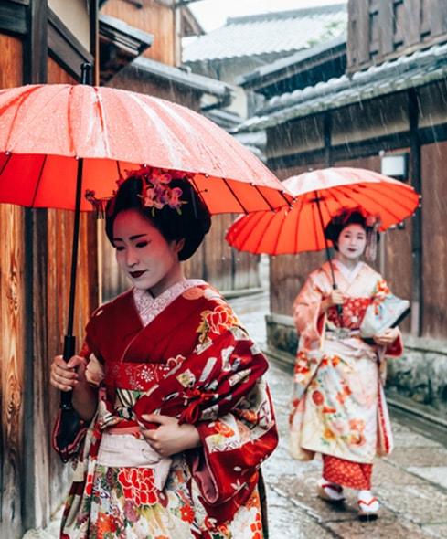 Geiko, Kyoto