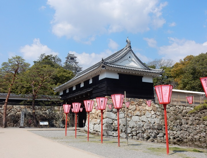 Le Château de Kochi