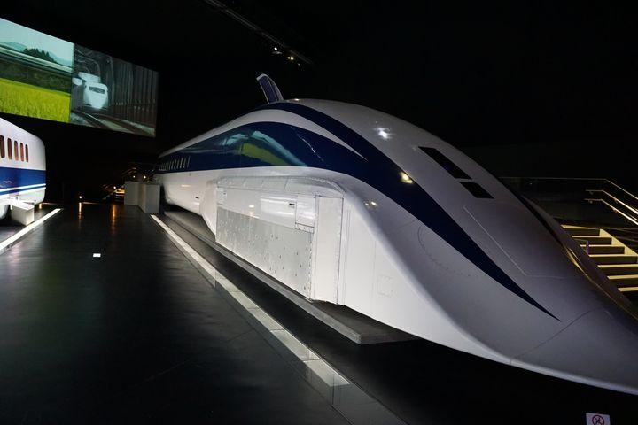 SCMAGLEV and Railway Park, le Musée des trains japonais à Nagoya