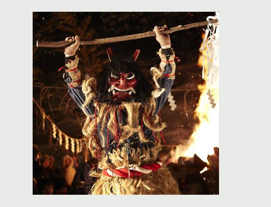 Le festival Oga Namahage