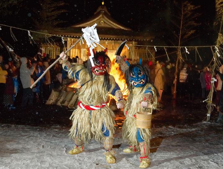 Oga Namahage Festival