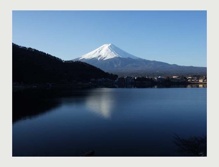 Fuji goko (Fuji five lakes)