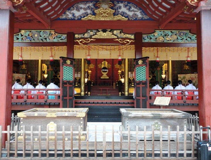 Le Sanctuaire Dazaifu Tenmangu