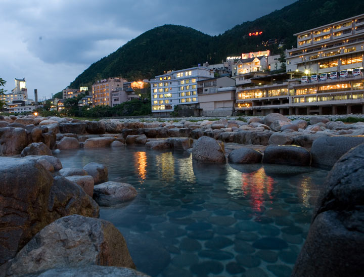 Top 10 Popular Onsen towns in Japan | Japan Travel Centre