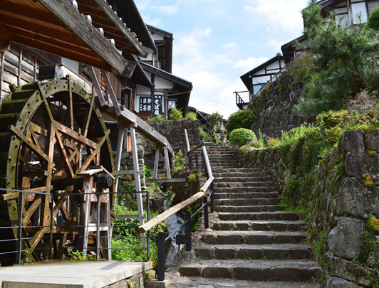 Natural Japan: Hiking in Magome and Tsumago
