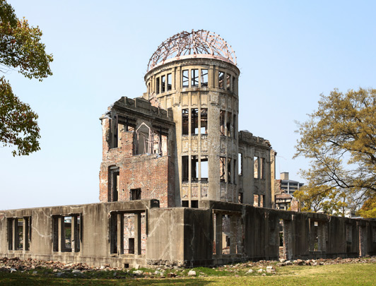 Genbaku Dome, Hiroshima