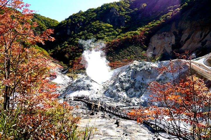 Noboribetsu Onsen, Hokkaido