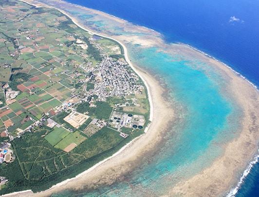 L'île d'Ishigaki à Okinawa
