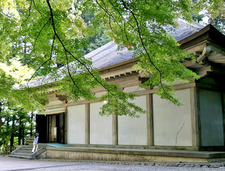 Le Temple Chusonji