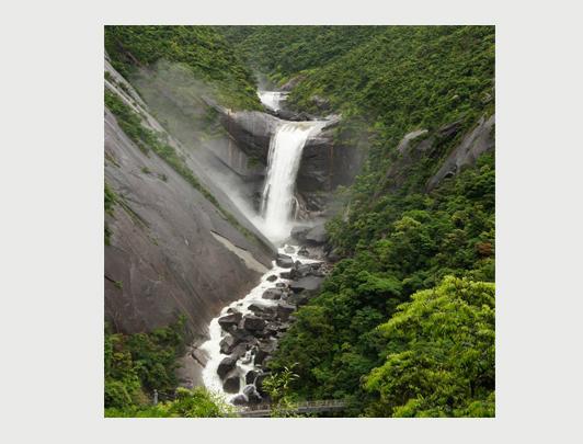 Senpiro Waterfall, Yakushima, Kagoshima