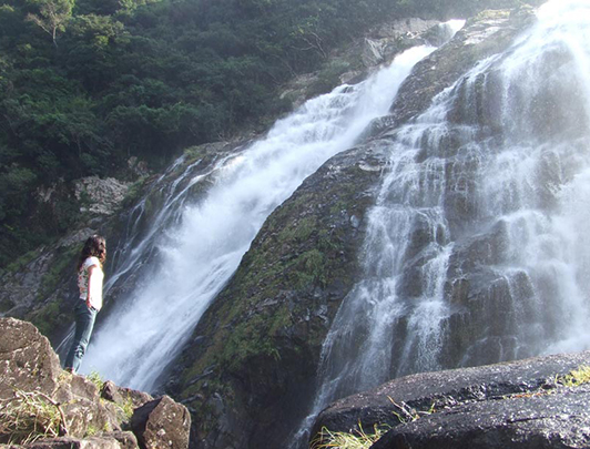 Ohko-no-taki Waterfall