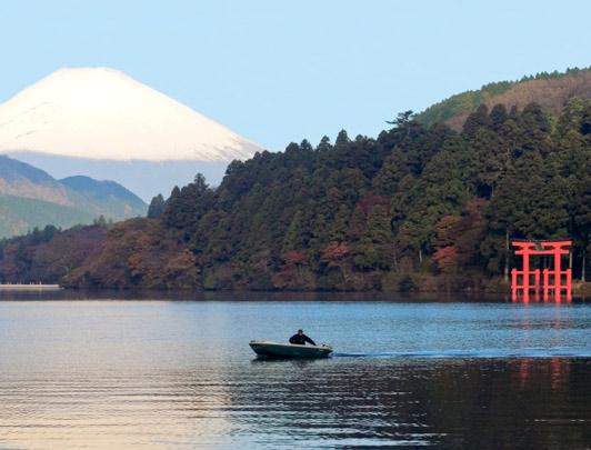 Lake Ashino-ko