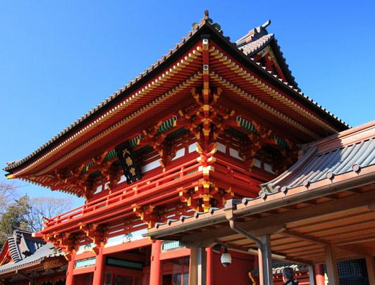 Tsurugaoka Hachimangu, Kamakura