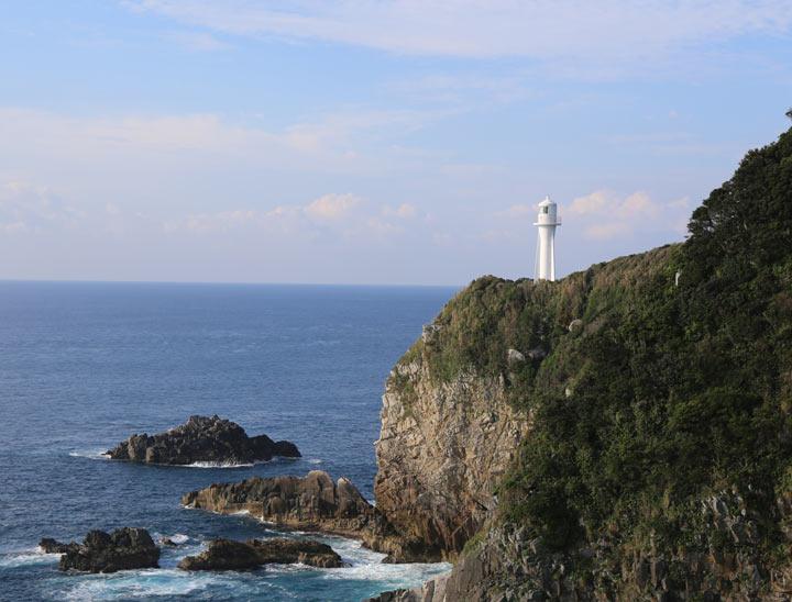 Le Cap Ashizuri