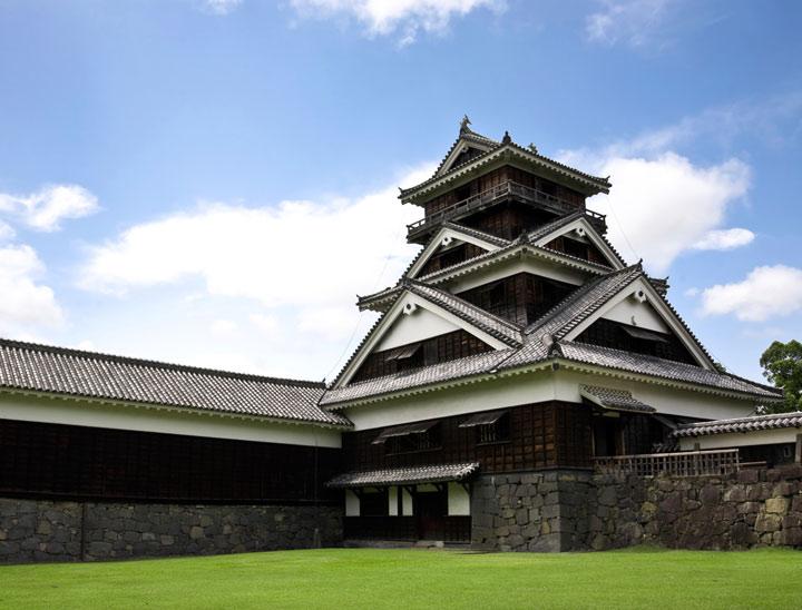Castello di Kumamoto