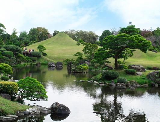 Suizenji, Kumamoto