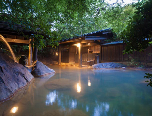 Luxury Japan: Kurokawa Onsen