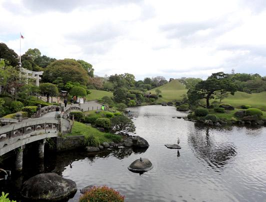 Suizenji Joujuen (Suizenji Park)