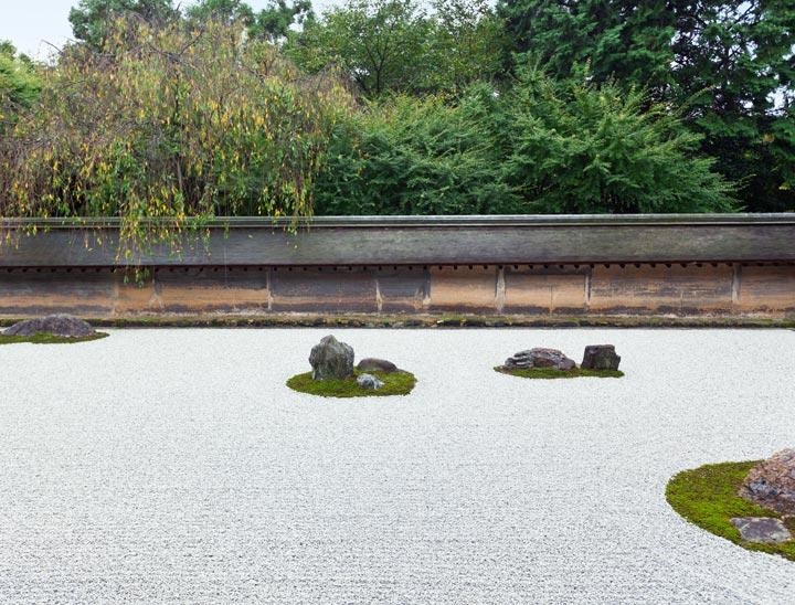 Le Temple Ryoanji