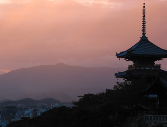 Kyoto 4 days (Plan A: Public bus/train transfers)