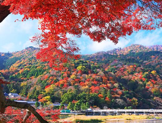 Togetsukyo, Kyoto