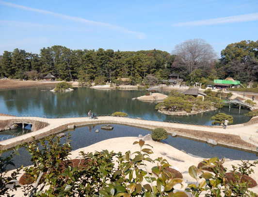 Korakuen, Okayama