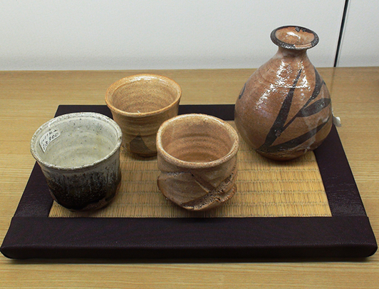 Karatsu Yaki(Poterie Karatsu)