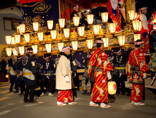 Chichibu Yomatsuri Night Festival