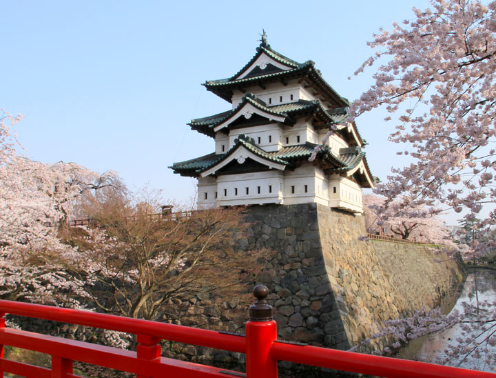 Hirosakijo castle