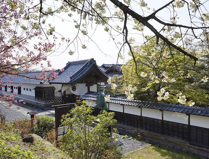 Aizu Buke Yashiki (Maisons de samourai)