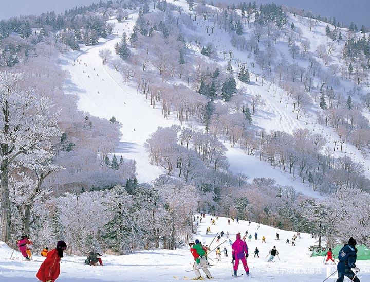 La station de ski Appi Kogen