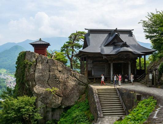 Le Temple Risshakuji