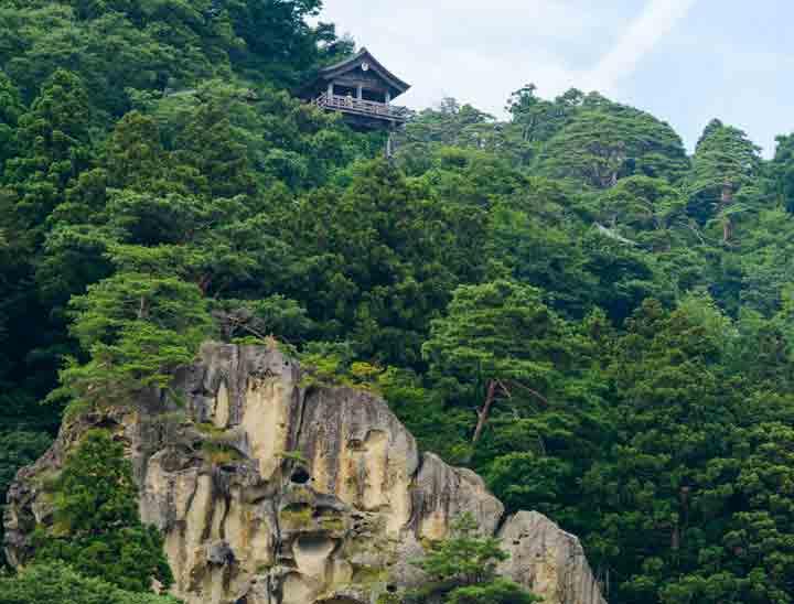Risshakuji Temple