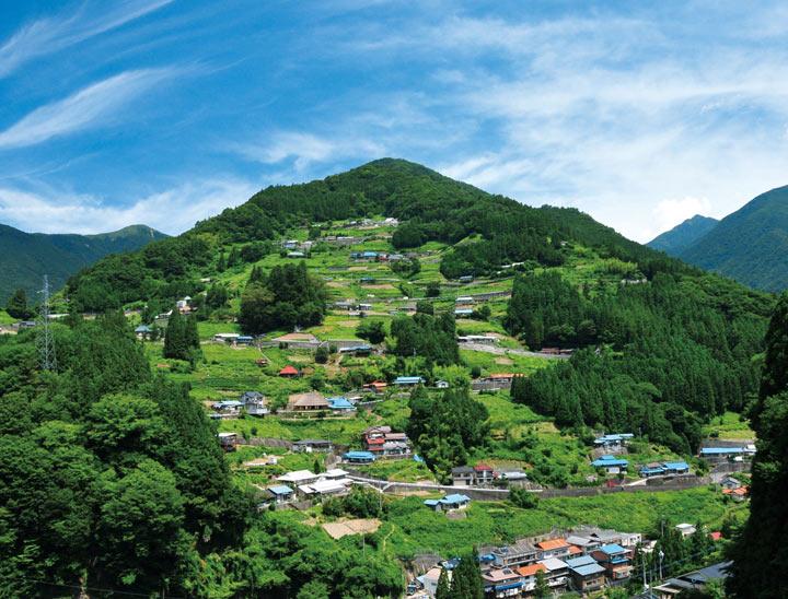 Iya Valley Area