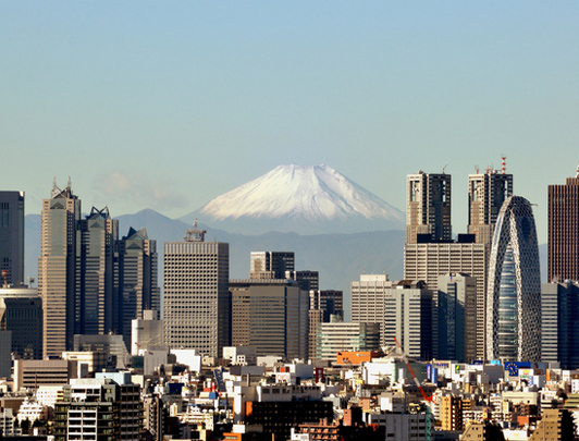 Tokyo 3 days (Plan A: Public bus/train transfers)