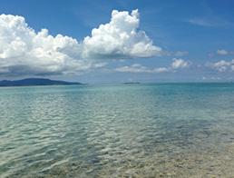 Kondoi Beach, Taketomi Island, Okinawa