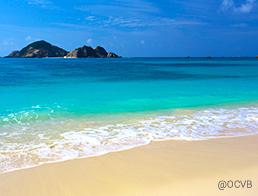 Aharen Beach, Tokashiki Island, Okinawa