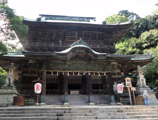 Kotohira-gu, Kagawa