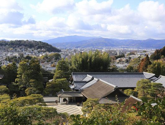 Ginkakuji Temple (Silver Pavillion)